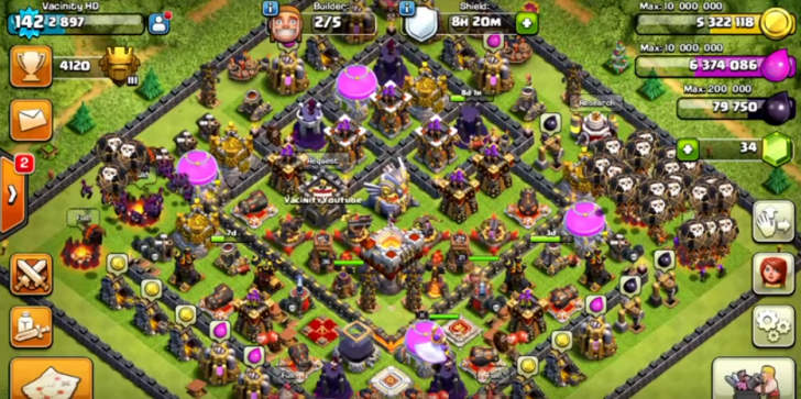 'Clash of Clans' December 2016 Release Date, Features, News & Updates: 'COC' Christmas Update Expected to be the Biggest! More Gameplay Details