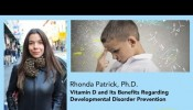 Dr. Mercola & Rhonda Patrick on Vitamin D and Its Benefits for Autism