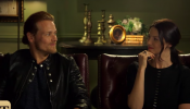 EXCLUSIVE: 'Outlander' Stars Sam Heughan and Caitriona Balfe Play Two Truths and a Lie