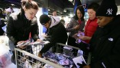 'Black Friday' Marks Launch Of Holiday Shopping Season