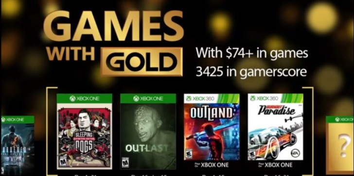 Xbox One & Xbox 360 Latest News & Update: Games With Gold Downloadable For Free This December?