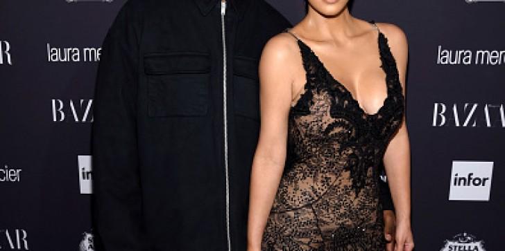 Kim Kardashian & Kanye West On The Rocks? Friends Say