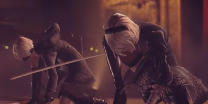 'NieR: Automata' Release Date, News & Update: Square Enix Loans Engine Blade from 'Final Fantasy XV,' YoRHa Wields Noctis' Sword