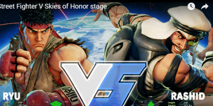 Capcom Cup 2016 Competition News & Update: 'Street Fighter V' Stage 'Skies of Honor' Removed From Competitive Play