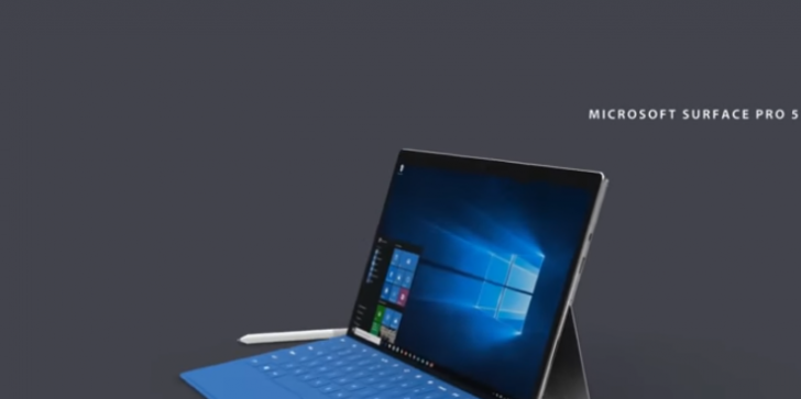 Microsoft Surface Pro 5 Release Date, Specs, News & Update: May 2017 Launching Expected? Hybrid Device Better than Apple's MacBook Pro, Air?
