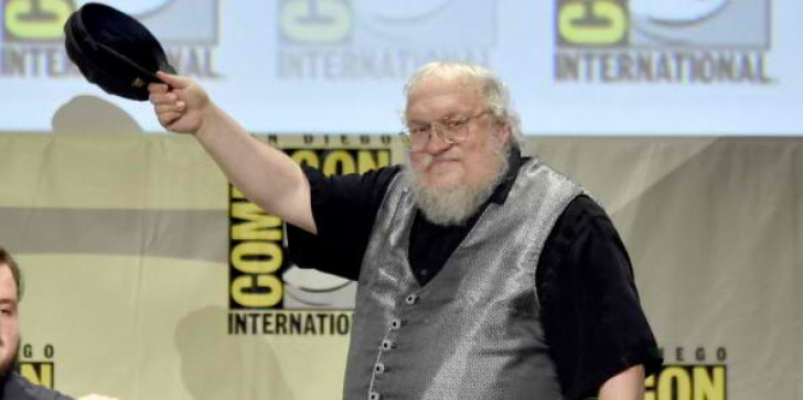 'Winds of Winter' George RR Martin Collaborates With JK Rowling For Sequel of 'A Song of Fire and Ice?'
