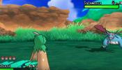 Pokemon Sun & Moon - Lv. 9 Salamence on Route 3 (and Shiny Bagon!)