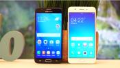 Samsung Galaxy J7 Prime vs. OPPO F1 Comparison Review