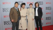 'Marco Polo' New York Series Premiere