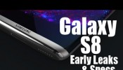 Samsung Galaxy S8 : Early Leaks, Specs, and Rumors!