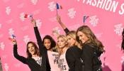 Victoria's Secret Models Depart For Paris For 2016 Victoria's Secret Fashion Show