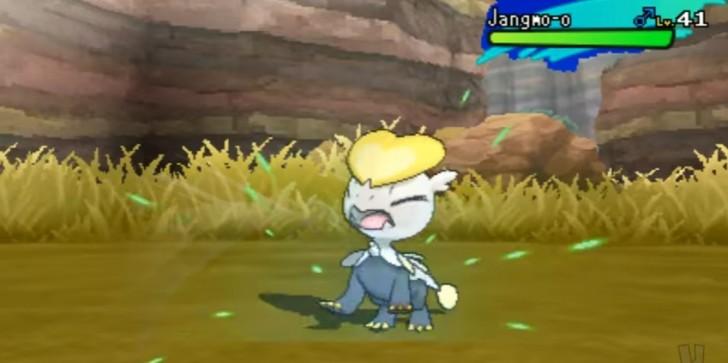 'Pokemon Sun and Moon' guide: Where to Catch Jangmo-o and How to Evolve into Hakamo-o and finally Kommo-o