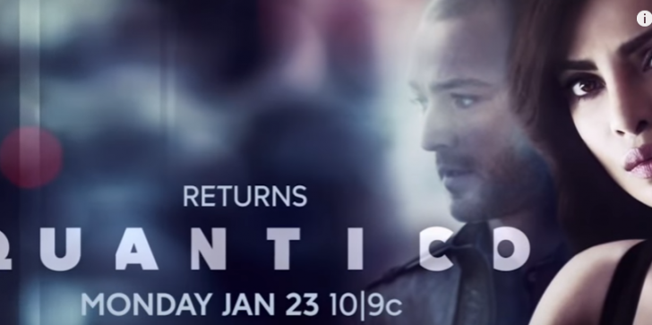 'Quantico' Season 2 News & Updates: Show Shifting to Mondays From January