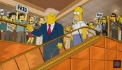 THE SIMPSONS Donald Trump - Bart to the Future