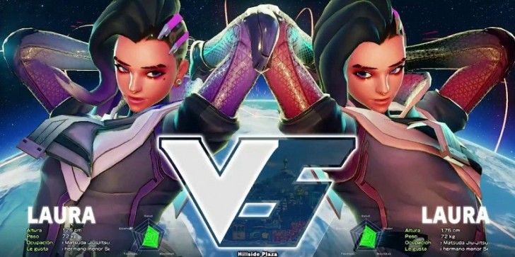 'Street Fighter 5' Gameplay, News & Update: Sombra From 'Overwatch' Invades 'SFV' Via New Mod; Who's To Come Next?