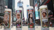 'Orange Is The New Black' Takes Over Times Square