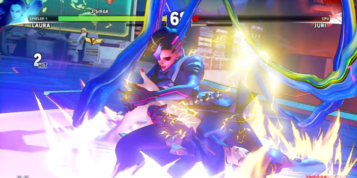 'Street Fighter 5' Mod Adds Sombra in The Game In Exchange of Laura