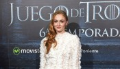 Sophie Turner Attends 'Game Of Thrones' Fans Event in Madrid