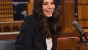 Mila Kunis Visits 'The Tonight Show Starring Jimmy Fallon'