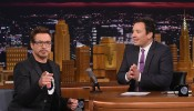 Robert Downey Jr Visits 'The Tonight Show Starring Jimmy Fallon'