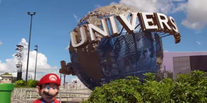 Nintendo News and Updates: Mario Coming To Universal Studios