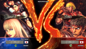 Street Fighter X Tekken Poongko (Ryu x Ken) vs Ryu_rauny (Lili x Chun Li)