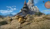 Final Fantasy XV - Adamantoise Boss Fight & Location (Tortoise Toppler Trophy / Achievement Guide)