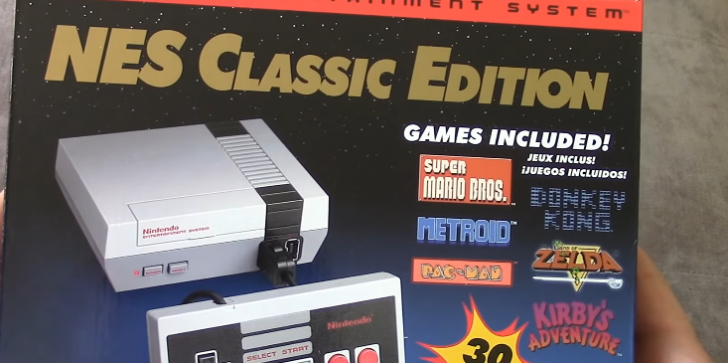 Nintendo Mini NES Classic Edition Latest News & Update: Limited Stock Expected On Its December 20 Release; Console's Cord Length Issues Resolved?