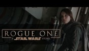 'Rogue One: A Star Wars Story' stars Felicity Jones and Diego Luna and hits theaters on Dec. 16