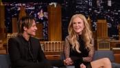 Nicole Kidman Visits 'The Tonight Show Starring Jimmy Fallon'