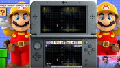 Super Mario Maker 3DS does not have internet sharing function