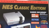 Nintendo Mini NES found at Tesco Direct.