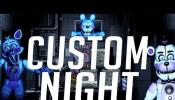 Five Nights at Freddys Sister Location Custom Night DLC