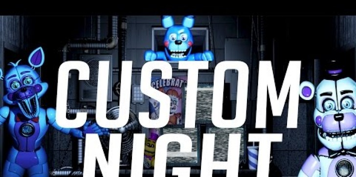 'Five Nights at Freddy's: Sister Location' DLC Release Date, News and Updates: December 1 'Custom Night' DLC release on Steam Confirmed