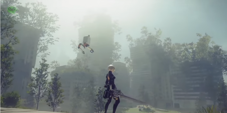 'NieR: Automata' Release Date, News & Update: Is This Game Inspired By 'Final Fantasy?