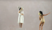Maddie Ziegler's leotard breaks while performing Alive with Sia HQ