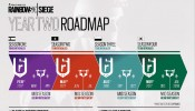 Year 2 Road Map - Rainbow Six Siege - Season Pass 2
