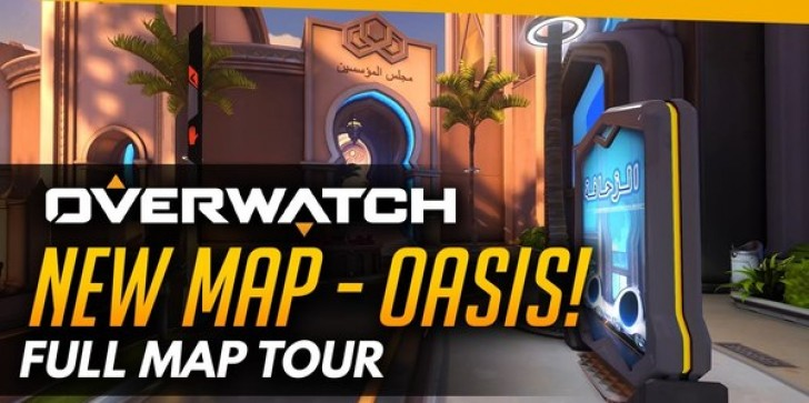 'Overwatch' Latest News & Update: Why the New Oasis Map is a Game Changer; More 'Agents of S.H.I.E.L.D.' Easter Eggs