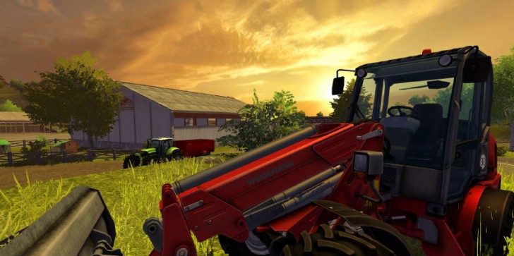 List of trophies / achievements for Farming Simulator 2013 sprout up