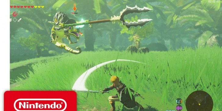 'The Legend of Zelda: Breath of the Wild' Release Date, News & Updates: Two New Trailers Reveal More Gameplay; Amiibo Toys Compatible?