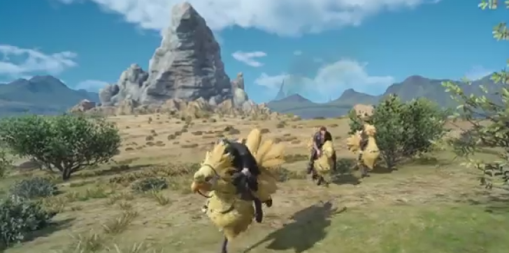 'Final Fantasy XV' Cheats, Tips & Tricks: Reward's Guide To Complete Chapter 1 Side Quests