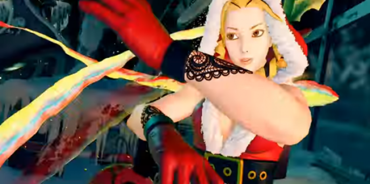 'Street Fighter 5' News & Update: Capcom Reveals Holiday Pack for December; Check Out What's Included Here!