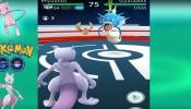 Amazing Legendary Pokémon Battle in POKEMON GO!
