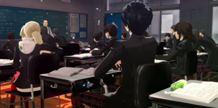 'Persona 5' News &, Update: Game Set For Release Embedded With Specs & Features