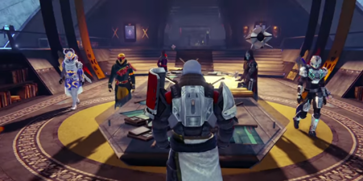 'Destiny: Rise of Iron' News & Update: Game's Winter Event 'The Dawning' DLC is Coming; Sparrow Racing League Makes a Comeback