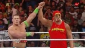 WWE RAW PL 2014r John Cena/w Hulk Hogan