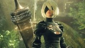 NieR: Automata 'Engine Blade' Final Fantasy XV collaboration gameplay