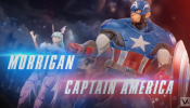 Marvel Vs Capcom Infinite - Morrigan And Captain America Reveal!