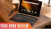 Lenovo Yoga Book: Notebook, which is notepad