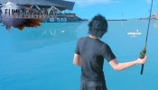 NOCTIS, FISHING FOR A BIG CATCH! | Final Fantasy XV - Walkthrough Part 5, Gameplay Xbox One